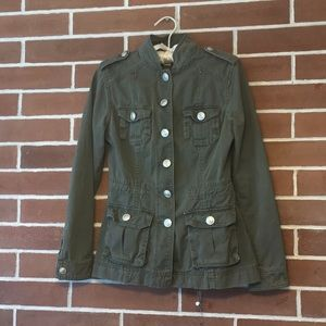 Forever21 Military Jacket